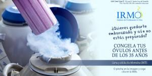 promoción congelación óvulos marzo 2015