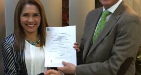 Entrega del Certificado ISO 9001-2008 a Neuda Marques
