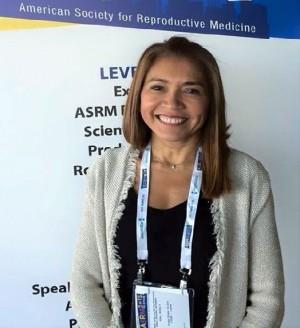 Dra. Neuda Marques de Oliveira. Directora médica de IRMO y especialista en Reproducción Asistida.